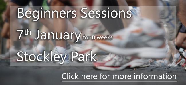 Beginner Sessions Start 7th January 2017